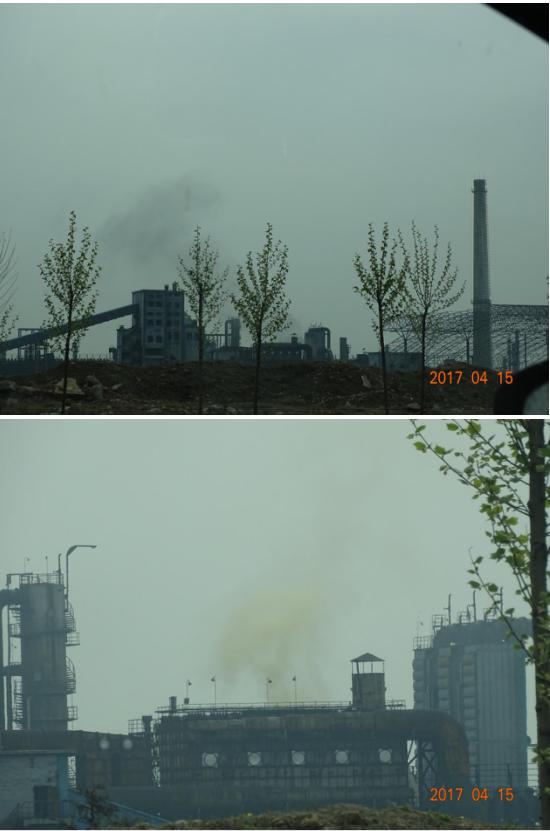 河北磁县:裕泰化工污染依旧