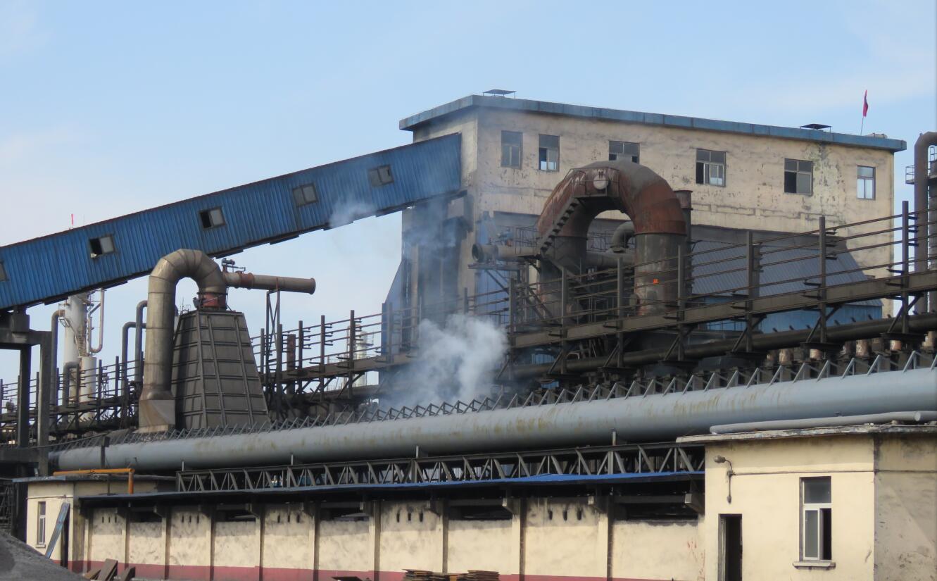 山东鱼台:盛发焦化铁腕治霾
