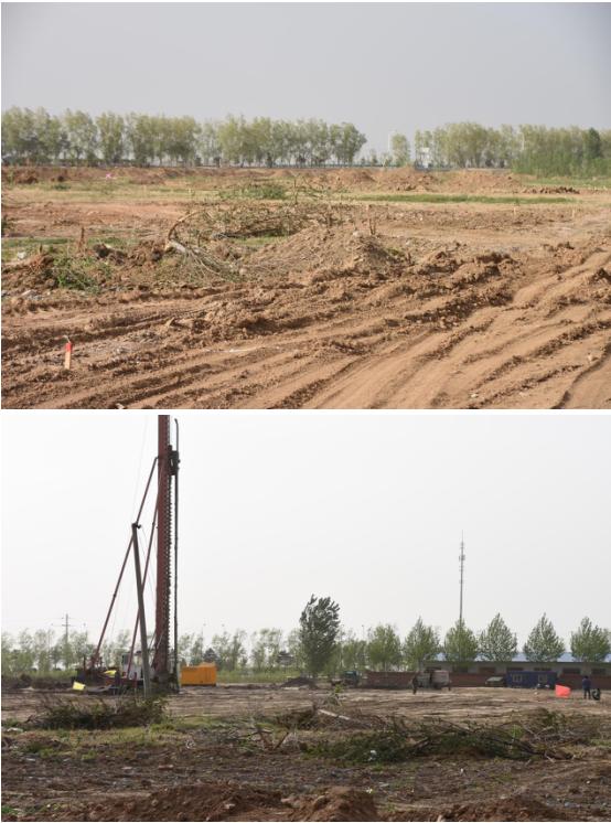 秦皇岛市北戴河新区:建重点旅游项目 为何敢如此强占农用地?