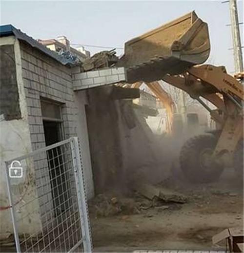 宁夏灵武市征地拆迁违法违规情况调查