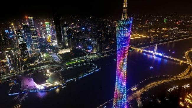 世界上人口最多的十座城市 中国两城市上榜