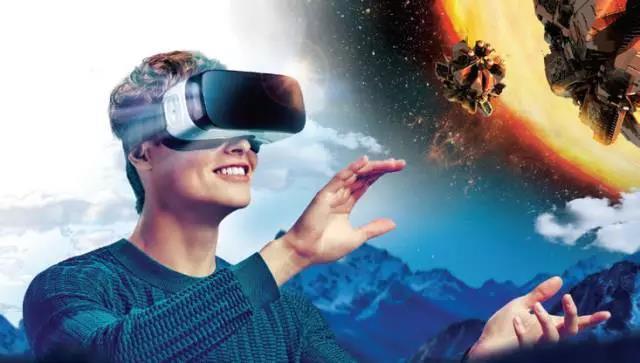 宁夏首家景区+游戏+VR旅游产品《天降神石》