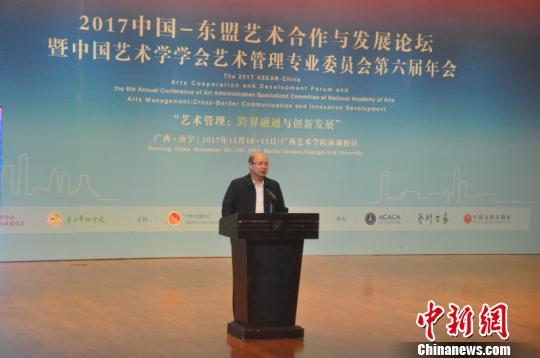 中国-东盟合作发展论坛开幕
