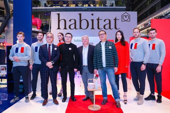 法国时尚家居品牌habitat在北京侨福芳草地开设门店