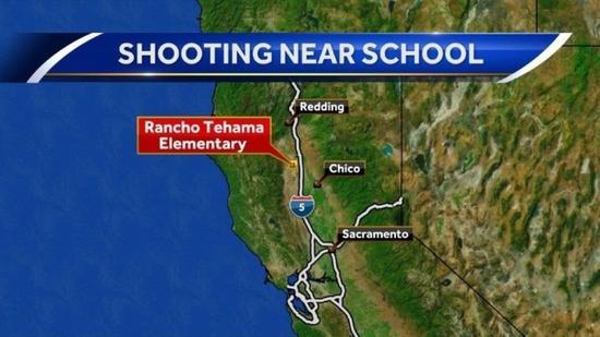 美国小学枪击案 现已致多人受伤5人死亡更多人被安全转移