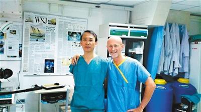 哈医大世界首例 人类头移植手术