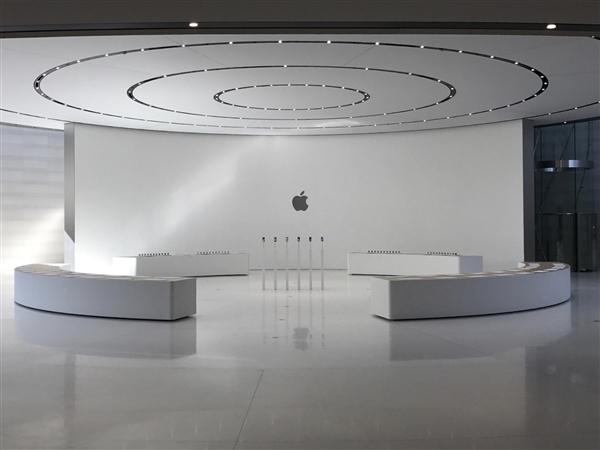 三星侧目:韩国要开首家苹果零售店 疯抢iPhone X