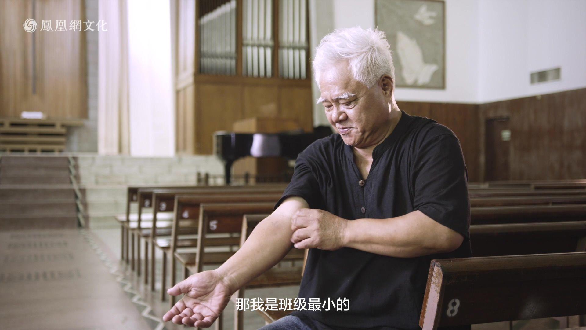胡德夫演绎经典《送别》 张艾嘉惊叹:他是天生的歌手