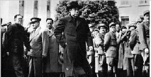 1950年,哪位国军司令放狂言:一战就能让中共海军消失