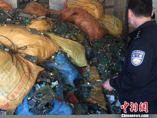 江西破获污染环境案14人被起诉 涉案危险废物逾千吨