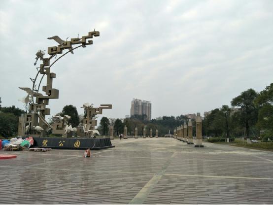 广西防城港白鹭公园项目欠劳务款2285万,民工望鹭兴叹