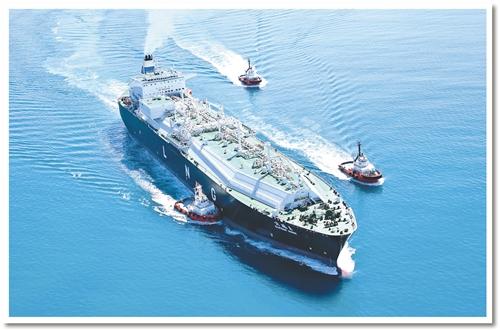"""中国海油全力保供缓解北方""""气荒"""" 领跑LNG全产业链"""