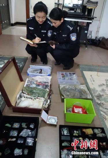 京津冀皖等地破获系列盗窃专案 抓获嫌犯181名