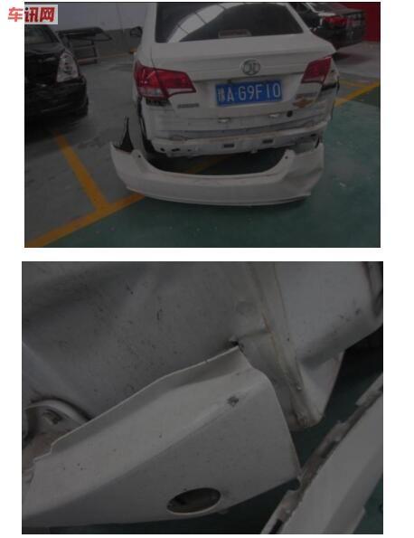 优信二手车公然出售事故车 隐瞒用户却反被打脸