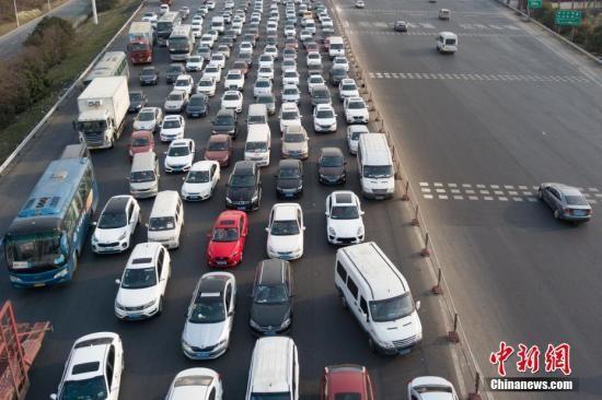安监总局提示:春运期间一定要选择有资质的车辆