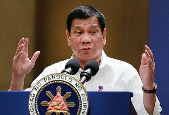 菲总统取消2.4亿武器协议 或不再从美加购军火