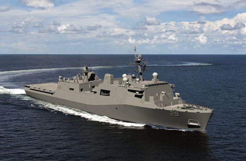 """美国海军为省钱,军舰要造""""乞丐版"""""""