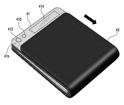 翻盖手机重出江湖 手机的未来是可折叠?