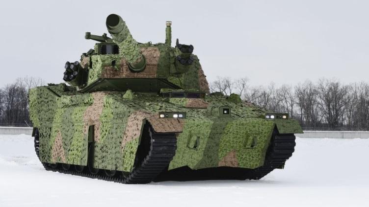 """美国陆军""""新轻坦""""计划获得了第一份投标 M8和未知车型参与竞标"""