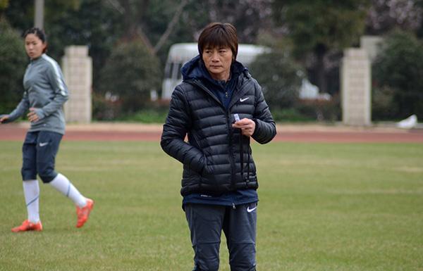 35年时间献给中国女足,水庆霞只哭了一次