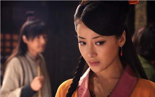 《神话》吕素温柔可爱,历史:却是个彪悍不输吕雉的女子!