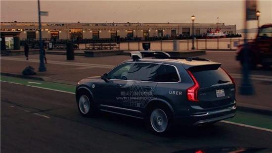 安全性受质疑 优步被暂停测试自动驾驶汽车