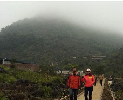 贫困村第一书记的梦想:让贫困村变红色旅游景区