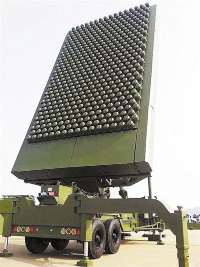 米波雷达让隐身飞机无处遁形 领先世界同类产品