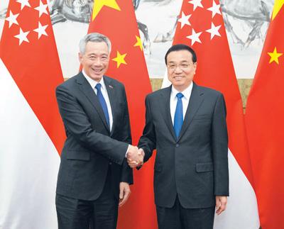 中国将坚定不移推进改革开放 愿同东盟建设利益和命运共同体