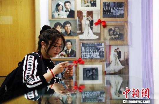 全国首家省级婚姻文化展示馆在上海揭牌