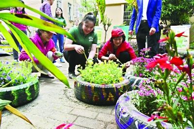 武汉绿色驿站征集受追捧 近千社区和学校报名参与建设