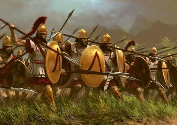 抵抗波斯十万大军的斯巴达三百勇士,其实是政治斗争的牺牲品