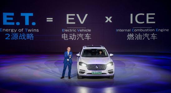 宝沃开启全维度提速模式 未来着眼新能源自动驾驶等领域