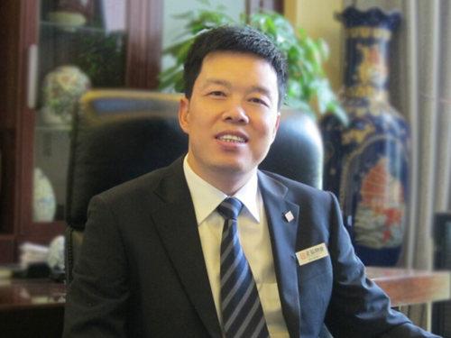 专访河南正弘物业管理有限公司董事长李书剑