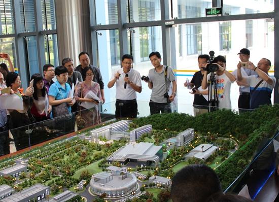 东莞:依托散裂中子源 打造创新驱动发展新高地