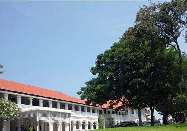 探访朝美领导人会晤地点——新加坡嘉佩乐酒店