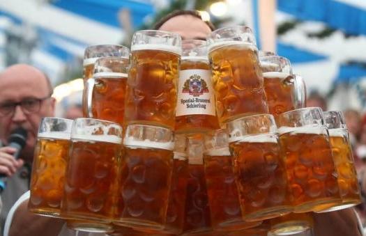研究:每周饮酒一到三杯 早死或患癌风险最低