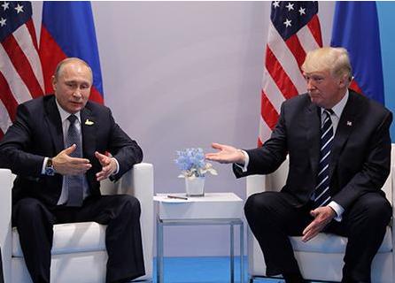 """白宫高官将访俄商讨""""可能举行的""""美俄领导人会晤"""