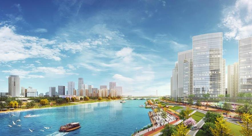 《北京城市副中心控制性详细规划(街区层面)》草案公布,听取公众意见建议
