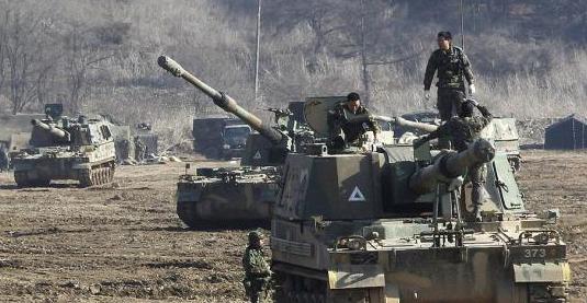 朝美首脑会谈后续措施之一:韩美再停止两项军演