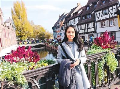 谢菲:法语是我探索世界的方式(留学记)