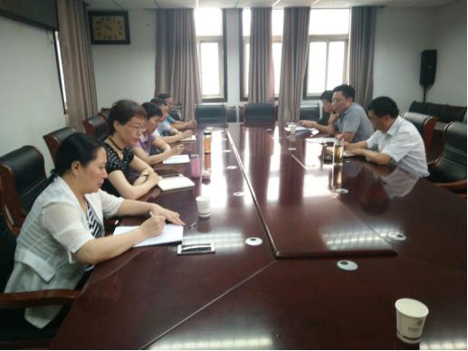 河南省司法厅副厅级巡视员胡俊峰点赞西平县法律援助工作
