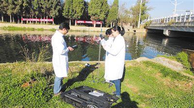 构建清水修复技术体系 实现水环境持续改善