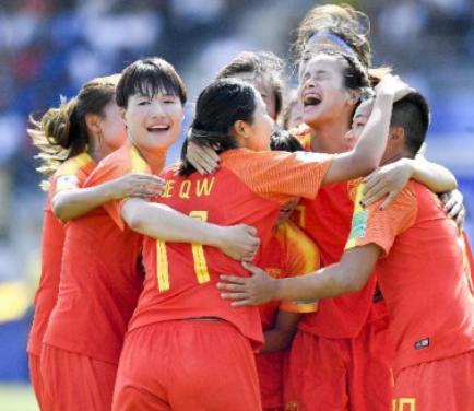 中国U20女足主帅:胜利或让队员更加冷静