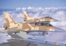 以色列战机轰炸加沙地带哈马斯目标
