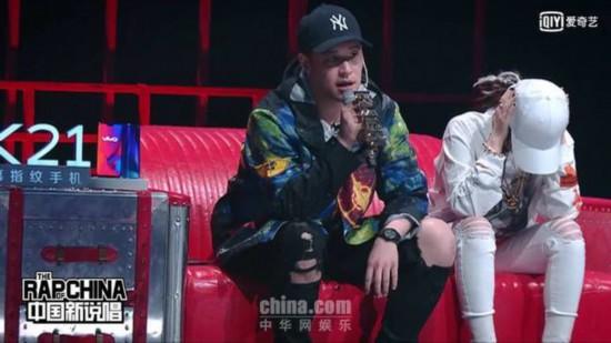 """《中国新说唱》明星制作人rapper""""组团""""发新歌"""