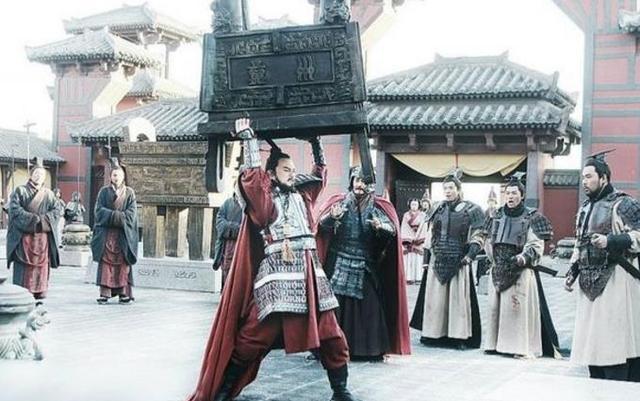 中国历史五位大力士,项羽排第4,第1无人能及