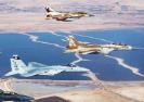 叙利亚军方说以色列战机对叙境内目标发动导弹袭击