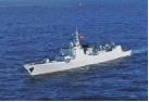 海军海口舰先进事迹首场巡回报告会在京举行