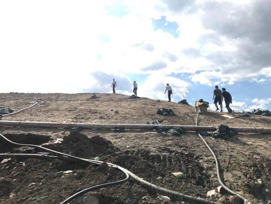 居民半夜被臭气熏醒 北京房山区环保局称已立案调查